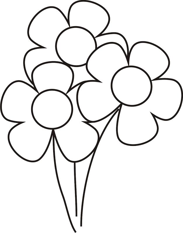Riscos De Flores Riscos Para Bordar Desenhos De Flores E