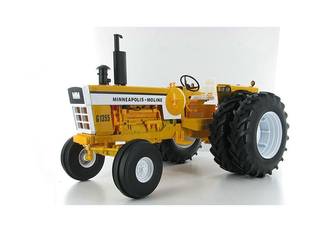 Minneapolis Moline Models : Speccast minneapolis moline diecast model tractor