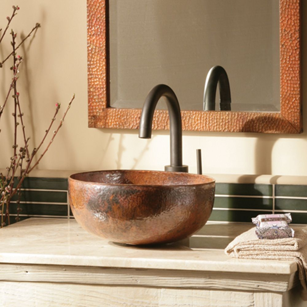Elegant Cifialu0027s Techno Faucet Also Comes With A More Traditional Curved Neck  Design, A Perfect Pairing For The Diminutive Bowl Of Native Trailsu0027 Maestro  Petit ...