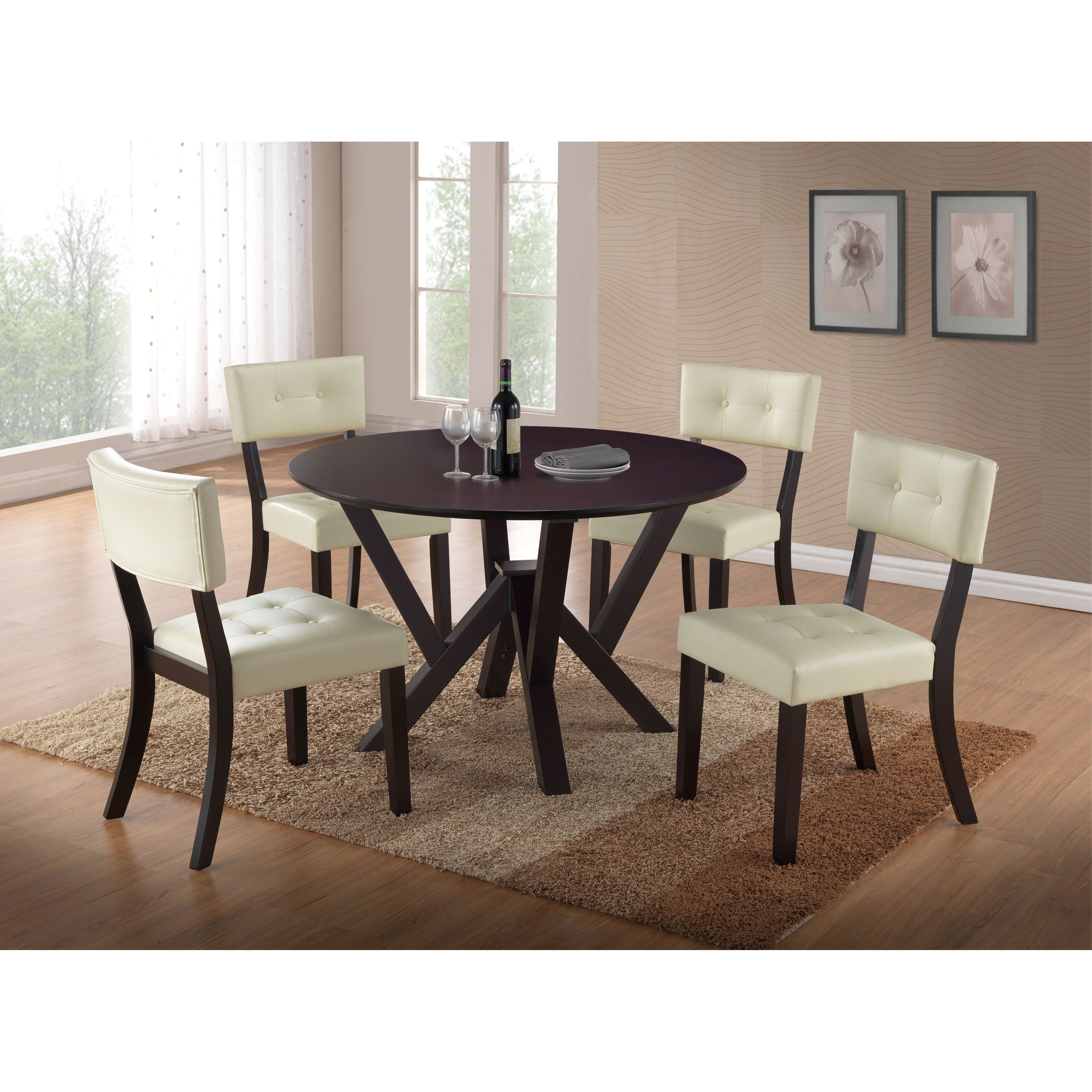 Usa Global Furniture On Tufted Dining Chair