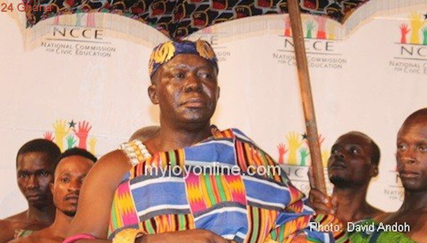 Otumfuo Calls For Sober Deliberations On Free SHS