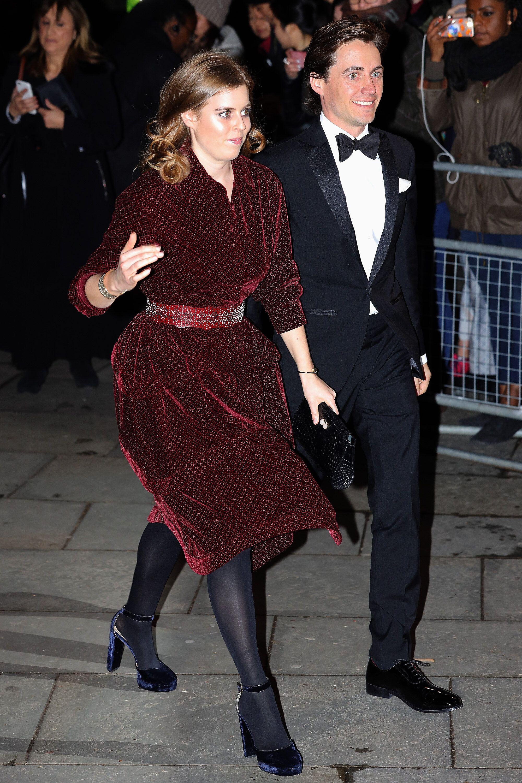 Princess Beatrice Attends Portrait Gala 2019 — Royal