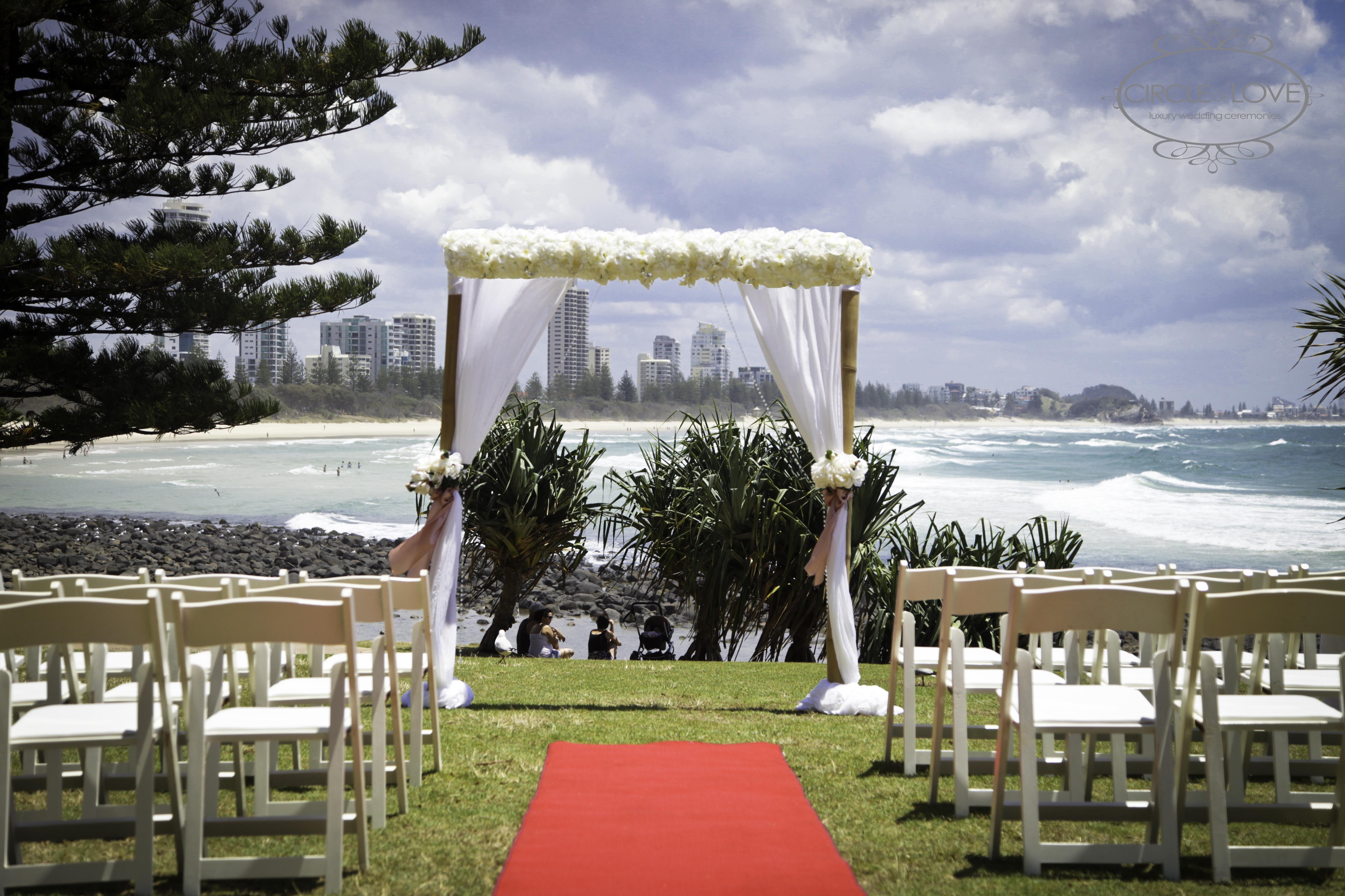 wedding receptions gold coast qld%0A John Laws Park Wedding Burleigh Heads Gold Coast   Wedding Wishes   Ceremonies   Pinterest   John law  Wedding and Beach weddings