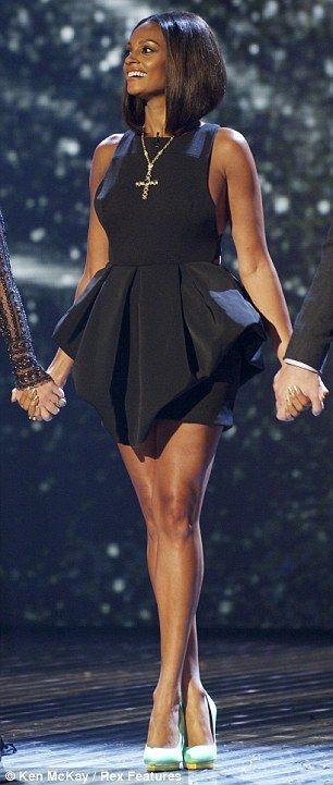 Alesha Dixon. Britain's Got Talent. Semi-final 2. 28 May 2013. (c) 2013 ITV