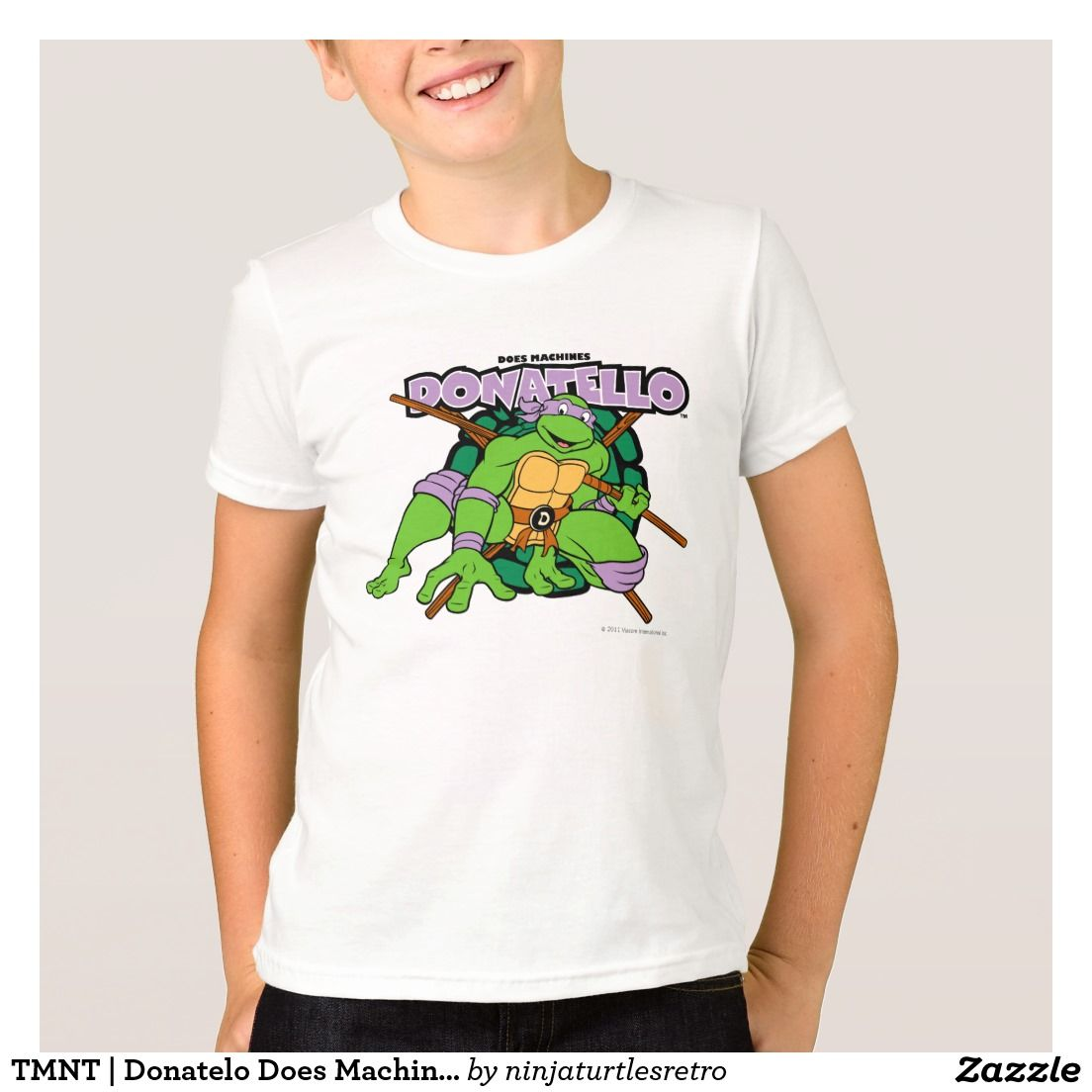 TMNT | Donatelo Does Machines T-Shirt