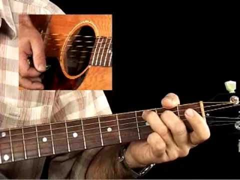 How to Play Acoustic Guitar - Lessons for Beginners - Strumming ...