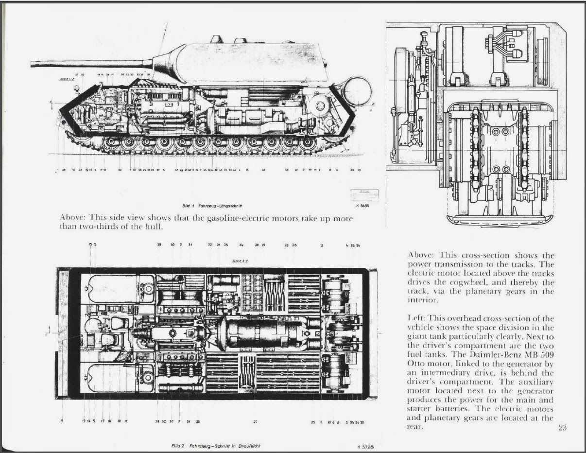 The Modelling News: In boxed: WWII German Super Heavy Tank Maus V2 from Takom in 1/35th scale.