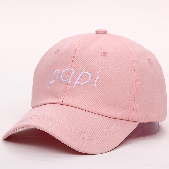 87eb2881bef VORON New 2017 Papi Hat men women Baseball Dad Cap Many Thread Burgundy  Adjustable Strapback Lit