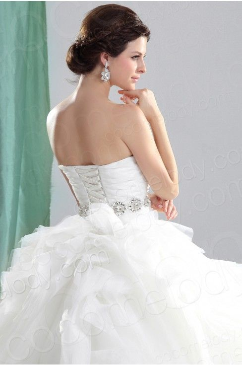 Ball Gowns with Trains