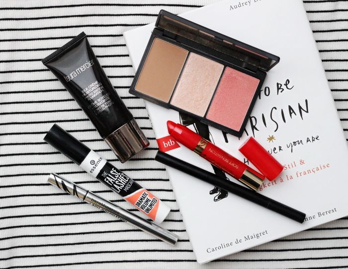 Flatlay Make up