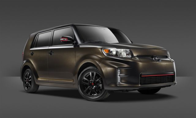 The Modified Exterior And Interior Styling, New Snazzy LED Lights And A Few  Curves Make The Latest Version Of The Scion Series. The Toyota Company Will  ...