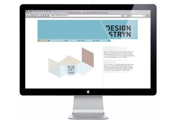 Design Stryn on Behance