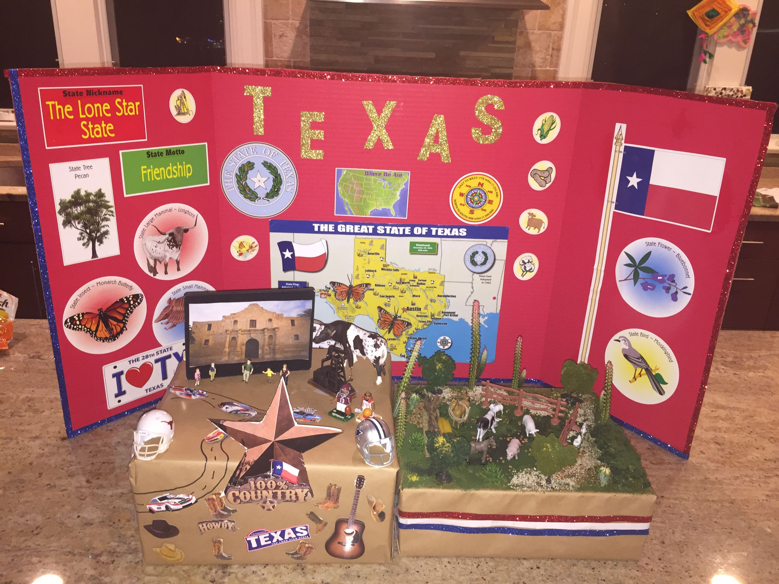 Texas History Projects Image By Jackie G On School