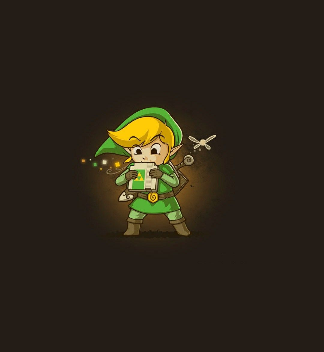 Iphone Full Hd Zelda Wallpaper
