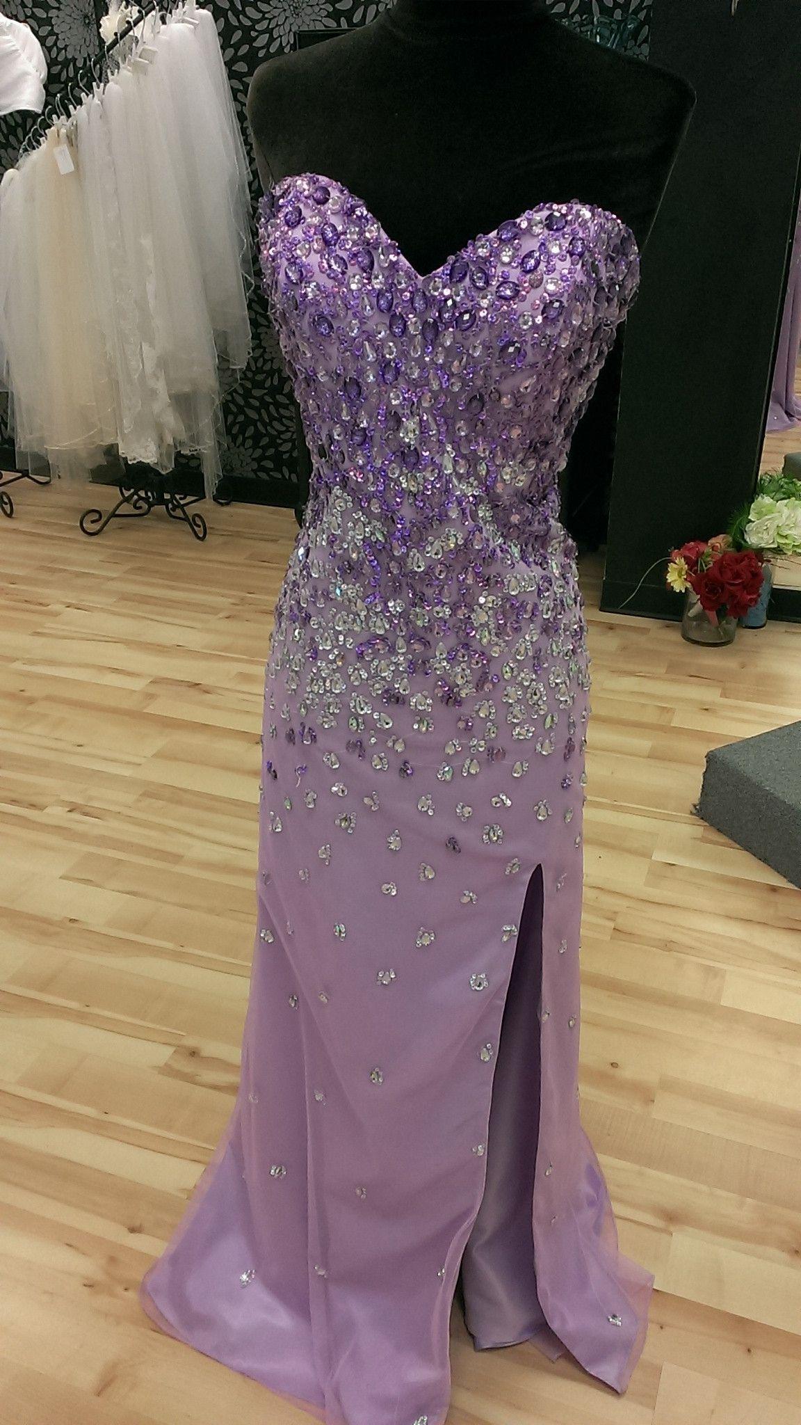 Lilac Prom Dress | alta costura | Pinterest | Alta costura y Costura