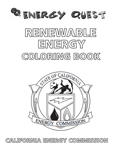 Here S A 20 Page Coloring Book For K 2 Students On Renewable Sources Of Energy Renewable Sources Of Energy Energy Sources Teaching Science