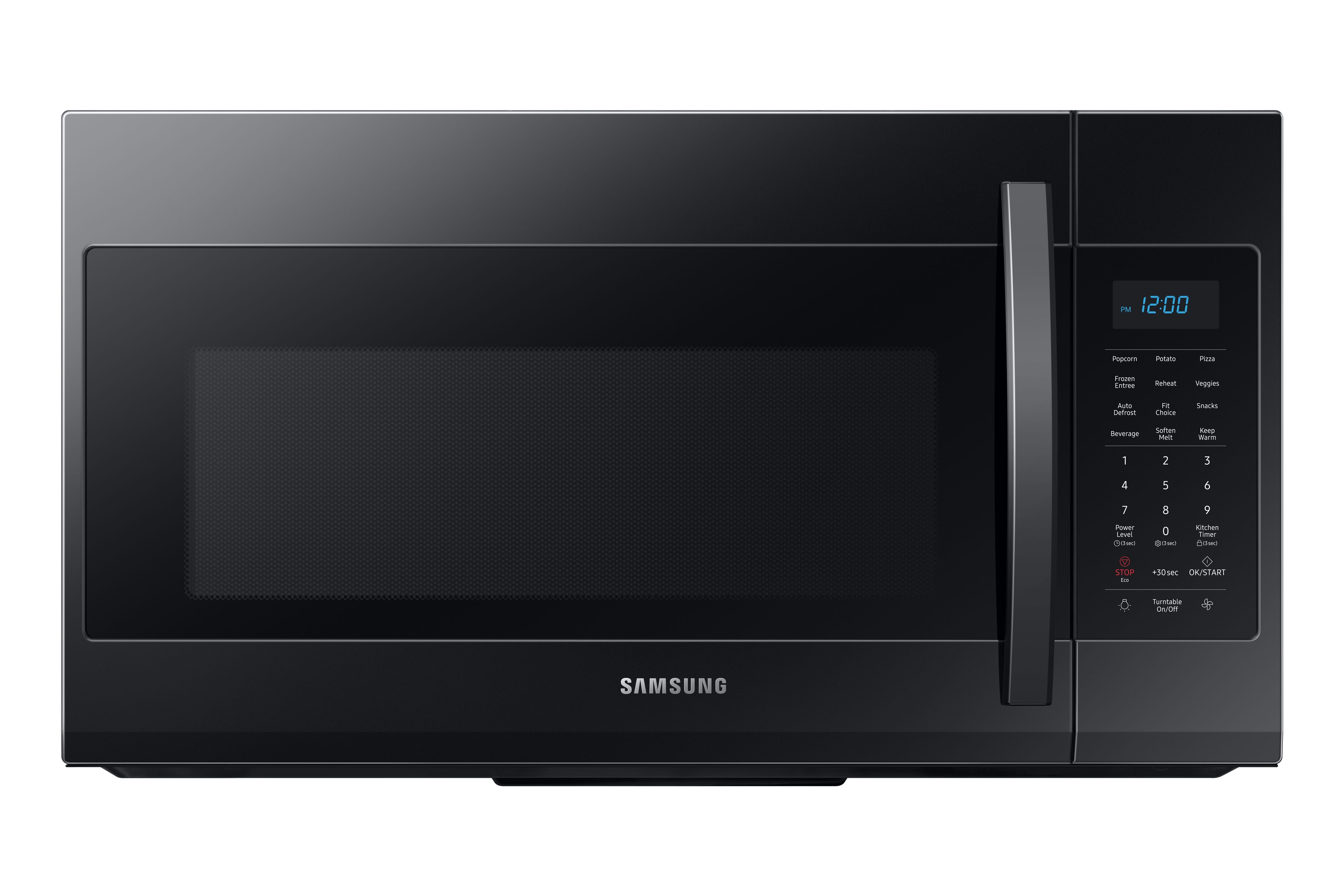 how to set clock on samsung microwave oven