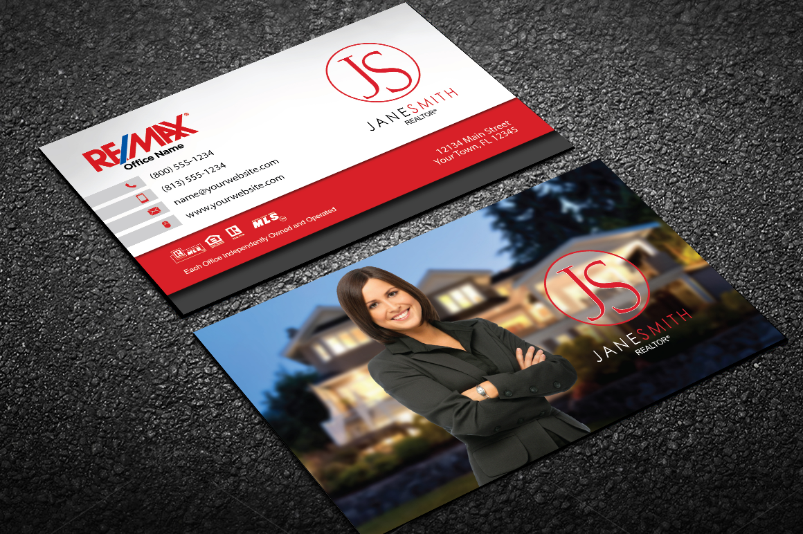 Custom remax business cards from realty cards remax custom remax business cards from realty cards remax realestate magicingreecefo Choice Image