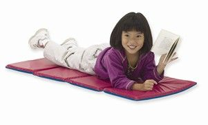 Nap Mats Perfect For A Little Snooze During The Day Red And Blue Preschool Furniture