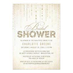 These are simply stunning glitter bridal shower invitations for the glitter bridal shower invitations for the sparkly bride to filmwisefo