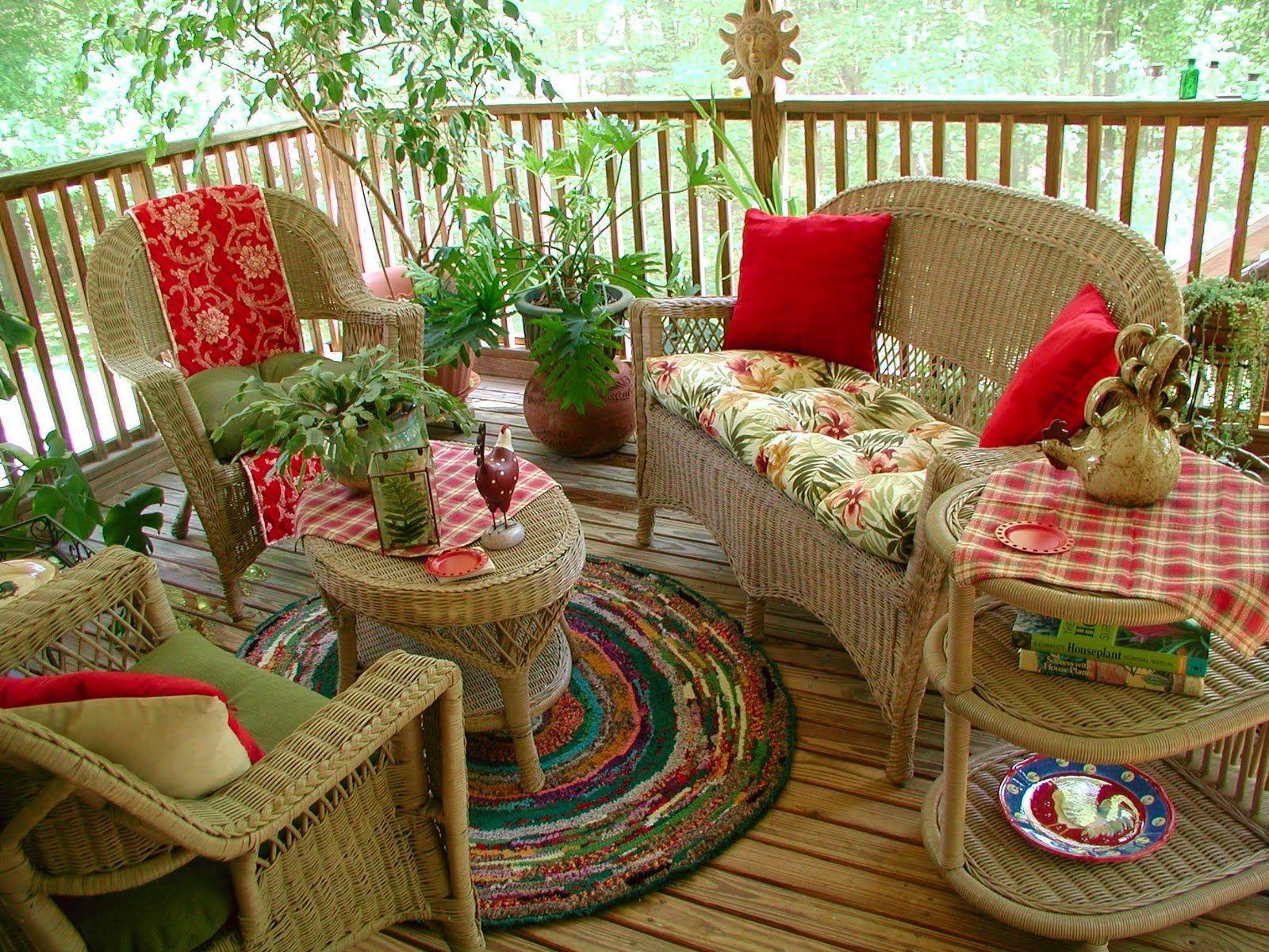 Beautiful outdoor living...