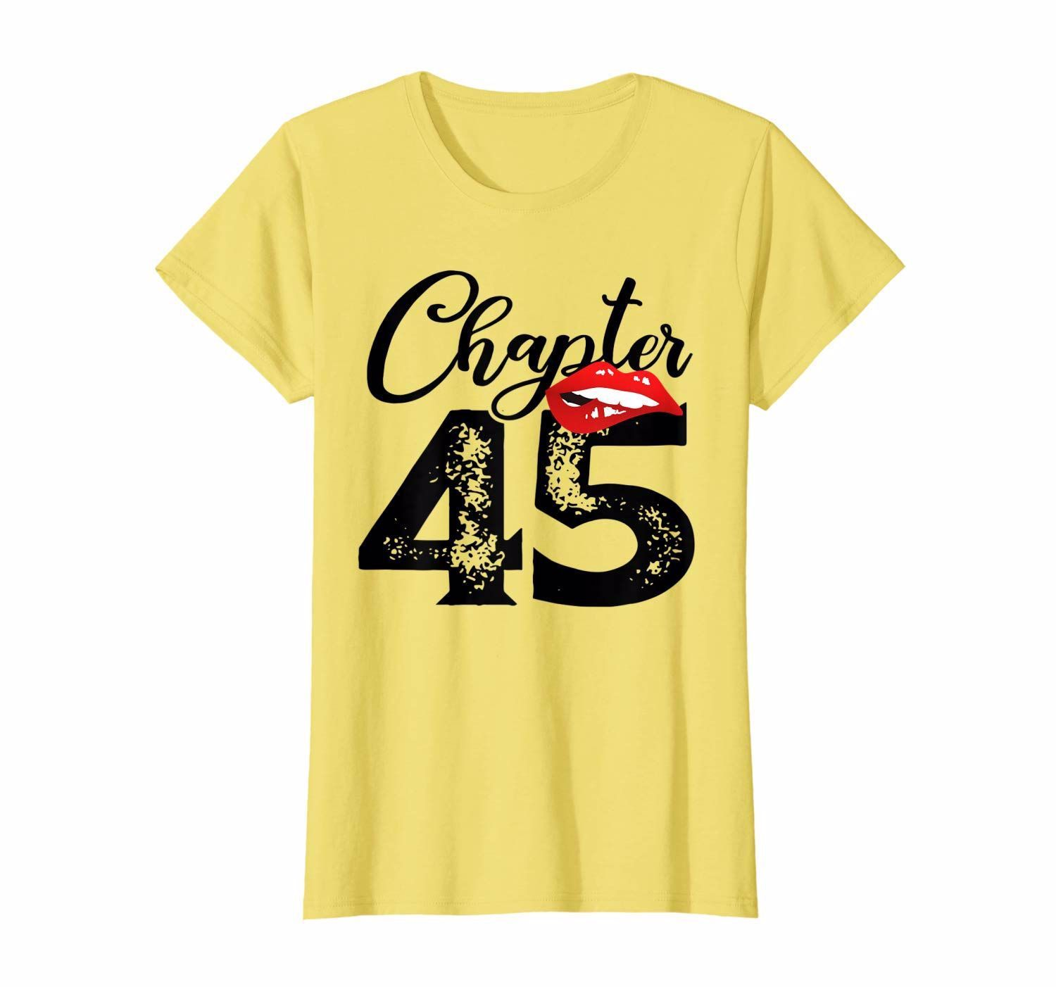 Queens Are Born In 1974 Birthday Ladies Womens T-Shirt Gift Forty Five 45th