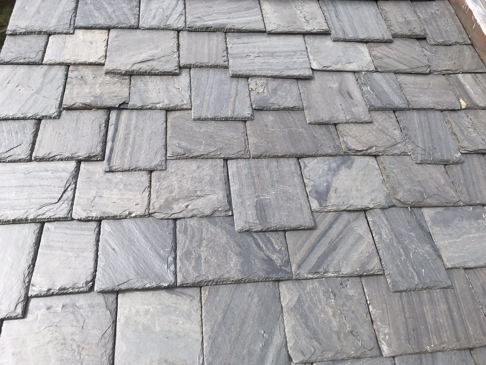 Natural Slate Less Weight Slatetec Roofs