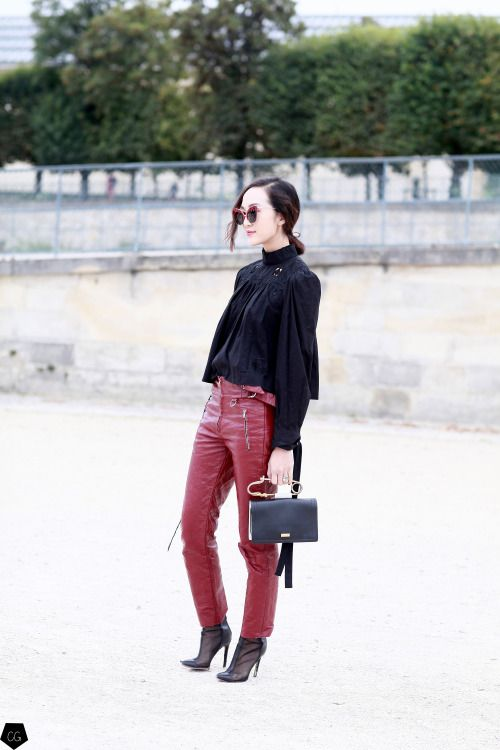 Chriselle Lim by Claire Guillon - CGstreetstyle