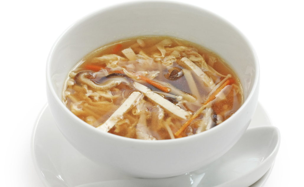 Slow Cooker Hot and Sour Soup - Great Start to any Chinese Meal!  www.GetCrocked.com