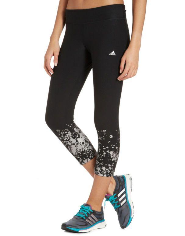 adidas ultra graphic 3/4 tights