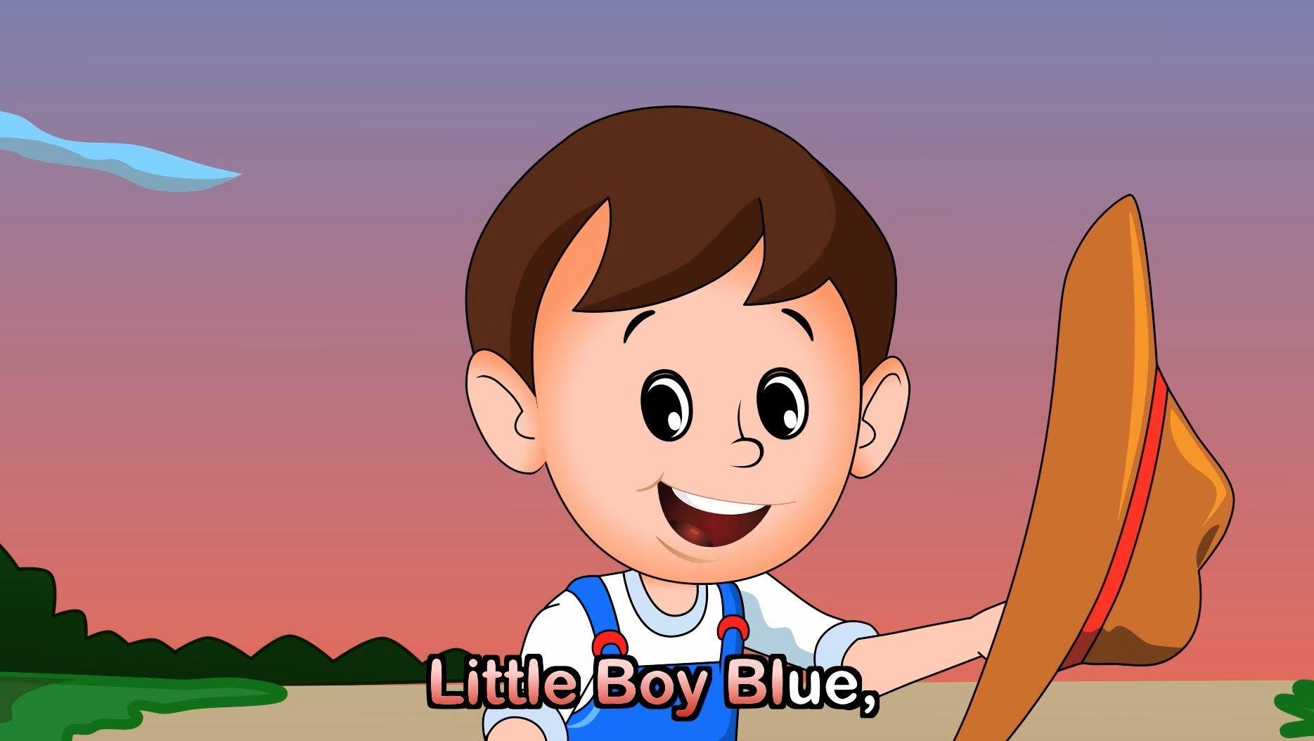 Little Boy Blue with lyrics Lullabies & Nursery Rhymes