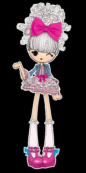 Meet Suzette La Sweet | Lalaloopsy Girls | Lalaoopy Girl | Pinterest ...