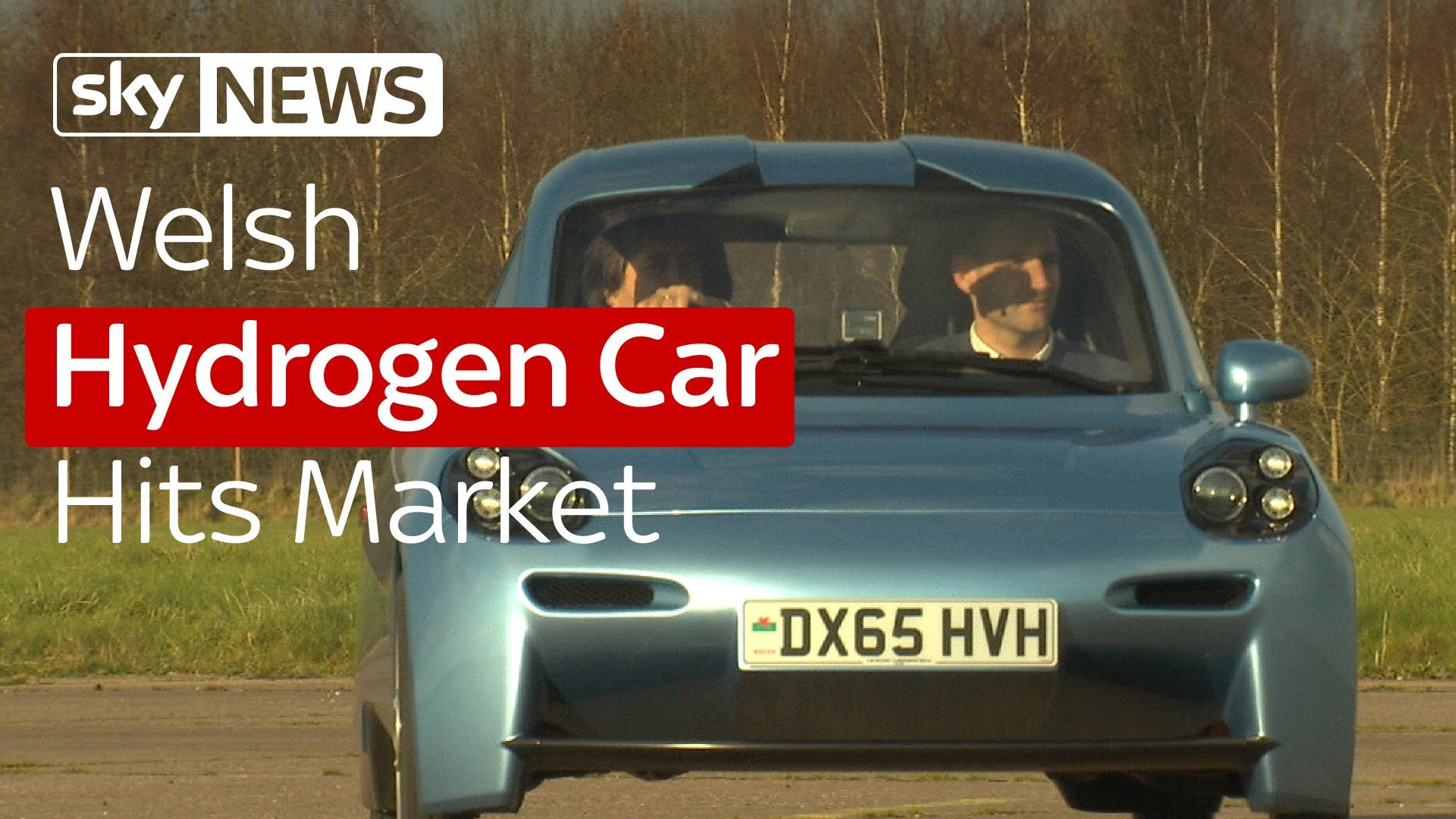 Welsh Hydrogen Car Hits Market Hydrogen car, Car, Marketing