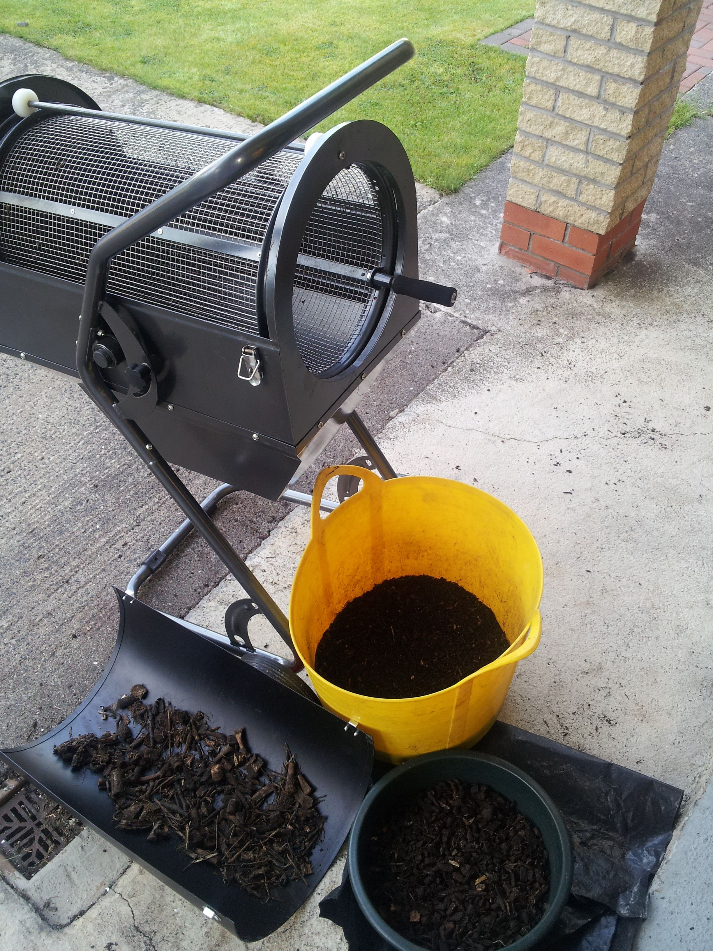 The Ultimate Guide To Compost Sieving And Sieves Compost Garden