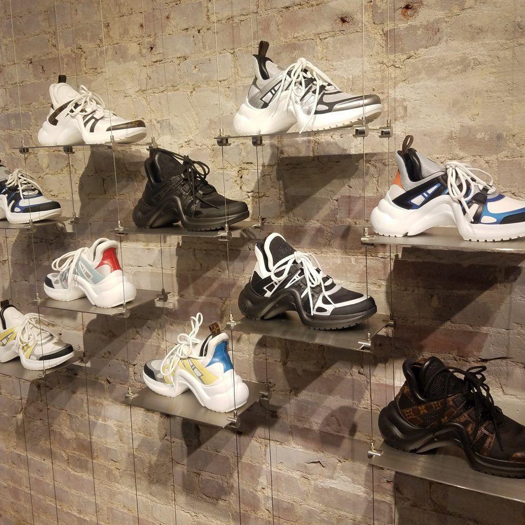 Louis vuitton sneakers, Louis vuitton