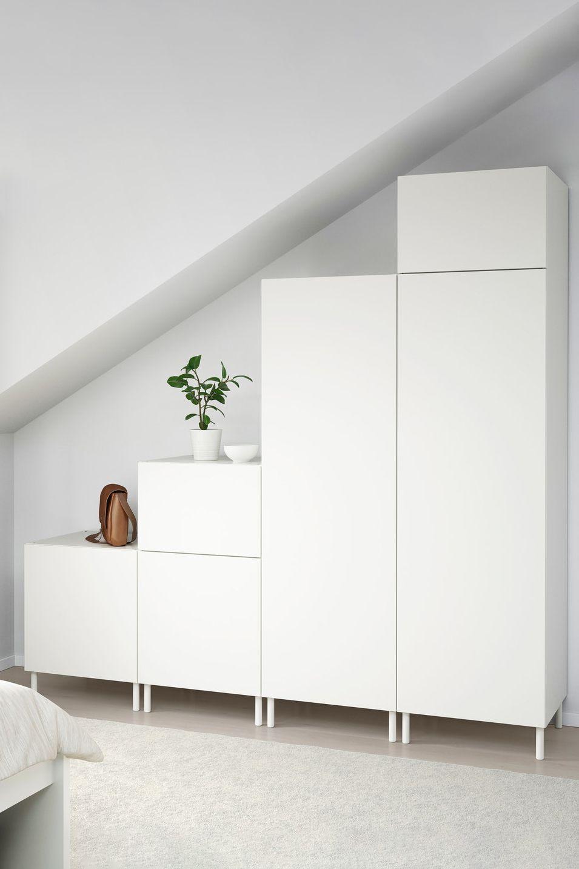 Schlafzimmer Dachschräge Einrichten Ikea