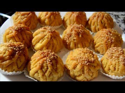 مقروط التمر المنقوش في الفرن بشكل مختلف روعة في المذاق يذوب فالفم حلويا Food Breakfast Muffin