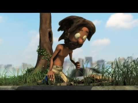 A Ilha [ANIMUS - Oficina de Animação 3D] [OZI Escola de Audiovisual]