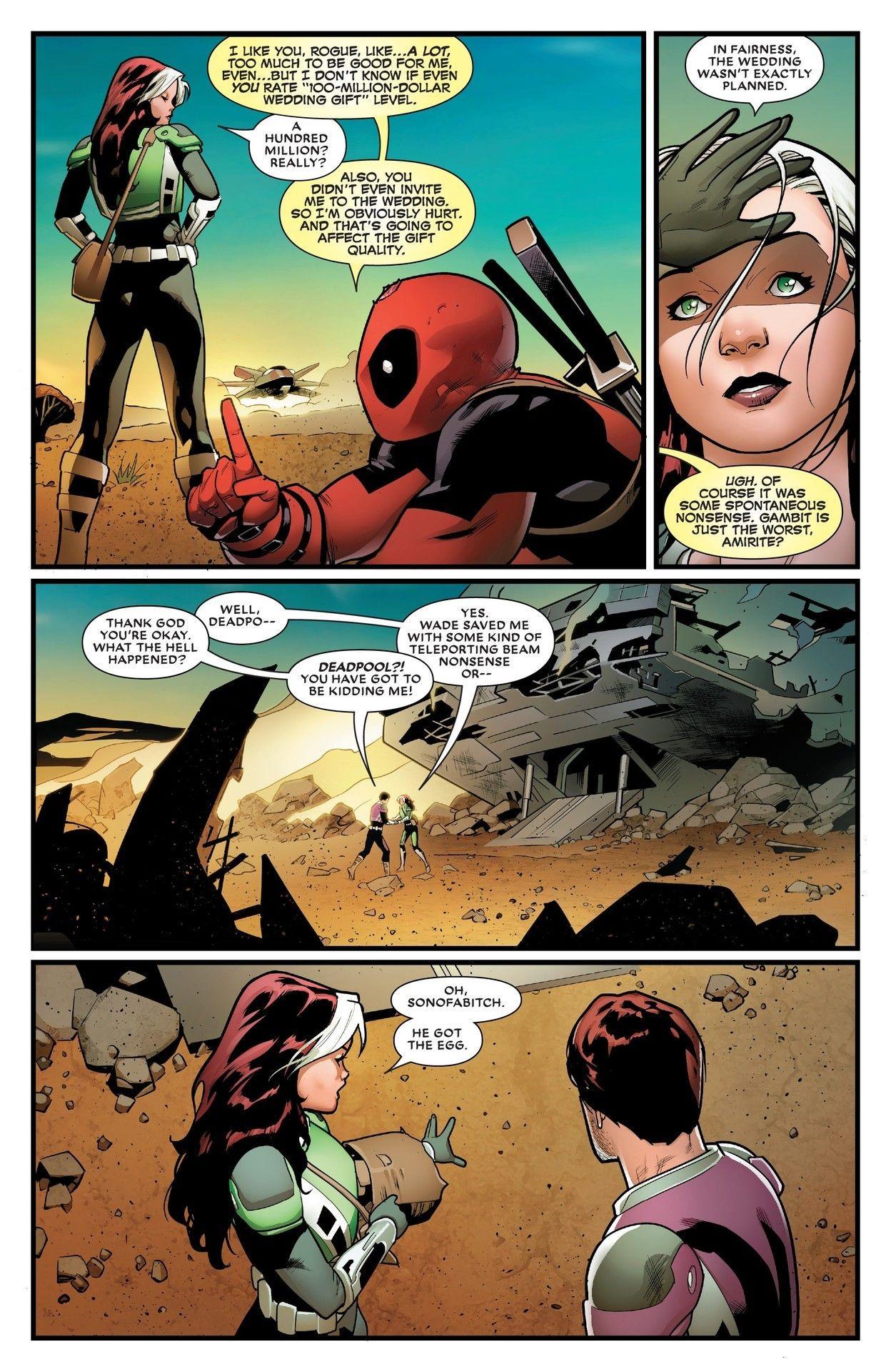 Mr And Mrs X 2 Deadpool And Rogue Roguepool Deadpool Art Rogues Deadpool