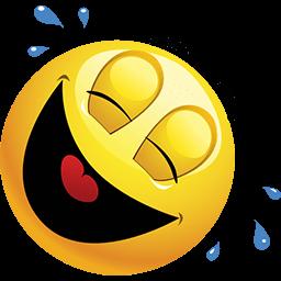 great laugh emoticon be happy pinterest emoticon emojis