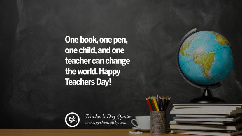30 Happy Teachers Day Quotes Card Messages With Images
