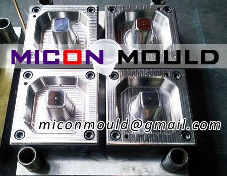 Micon Plastic Mould is dedicated in plastic thin wall mould manufacturing. Our strength is in making thin wall mould, food container mould, cutlery mould.