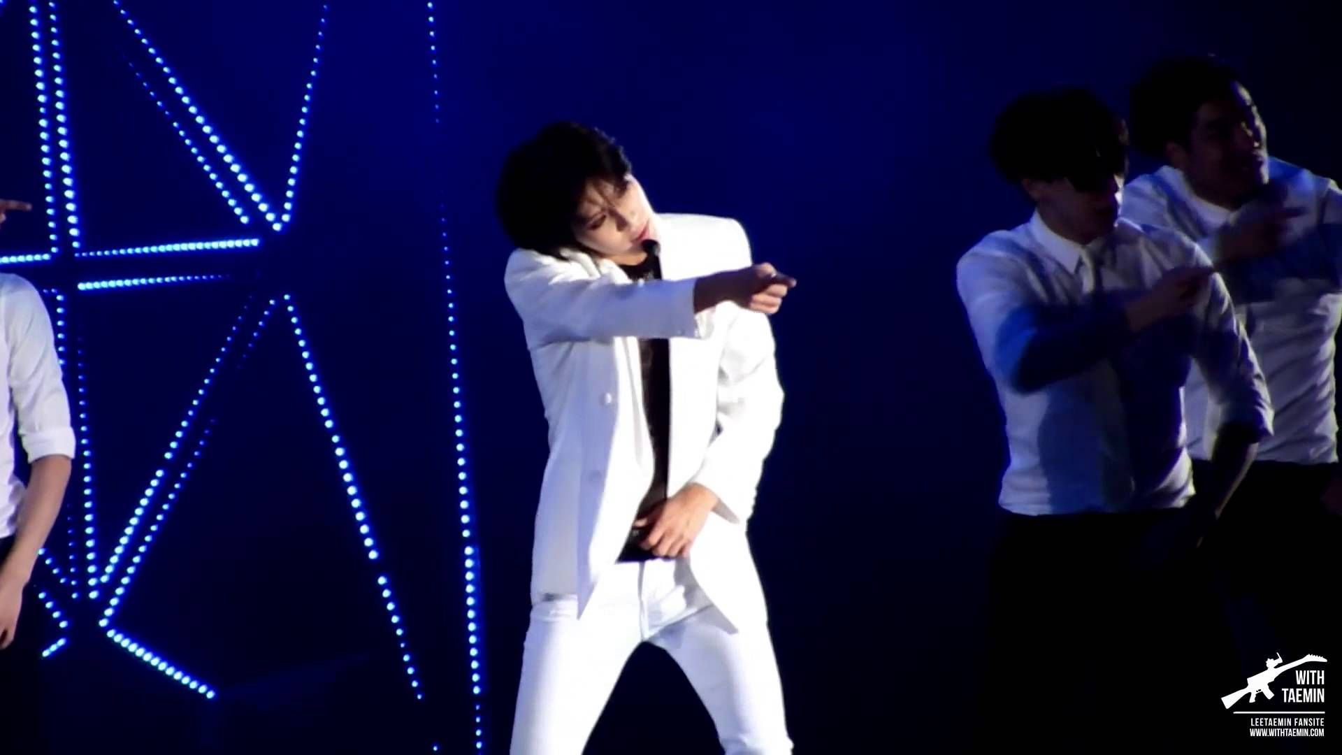 141018 SMTOWN LIVE WORLD TOUR IV in Shanghai Taemin ACE+