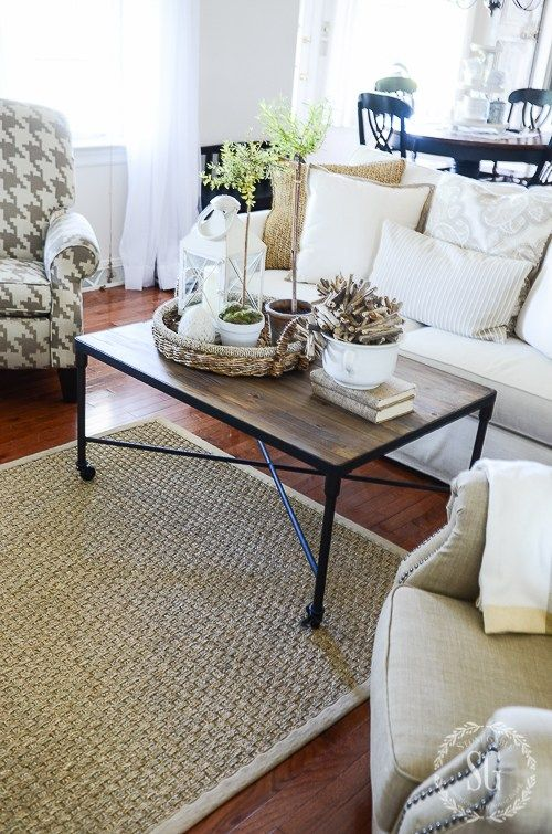HOW TO CHOOSE THE PERFECT COFFEE TABLE - StoneGable