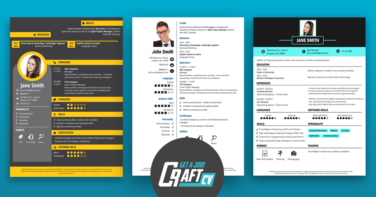 Online Resume Builder Choose from +36 of Resume