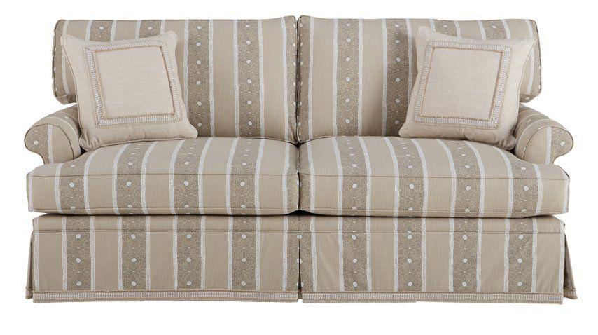 Montrose 78 Sofa Jute Jaipur Stripe Now 989 00 Was 3 295 00 Striped Furniture Furniture Sale Furniture Arrangement