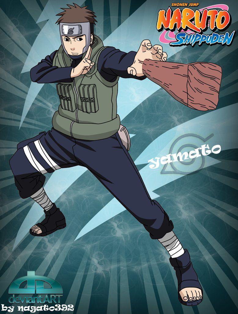 Yamato by nagato392 Yamato, Naruto, Naruto uzumaki