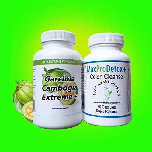 Garcinia cambogia when to take them
