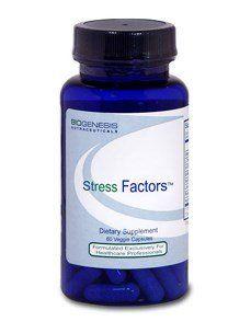 BioGenesis  Stress Factors 60 vcaps ** Visit the image link more details. Note: It's an affiliate link to Amazon.
