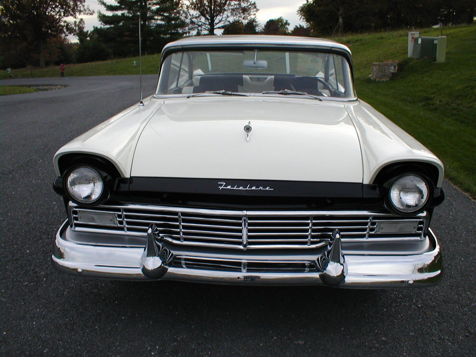 1957 Ford Fairlane Two Door Hardtop Ford Fairlane Fairlane Ford